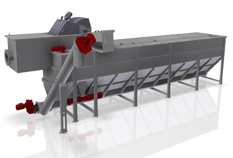 Комбинирано съоръжение за механично стъпало MCU