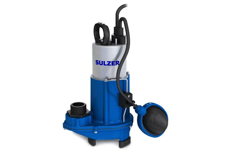 Потопени помпи SULZER за дренажни води от серия MF