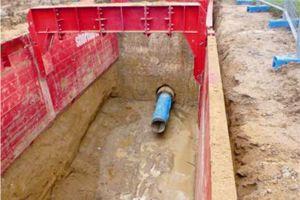 Безизкопни технологии за рехабилитация на водопроводи