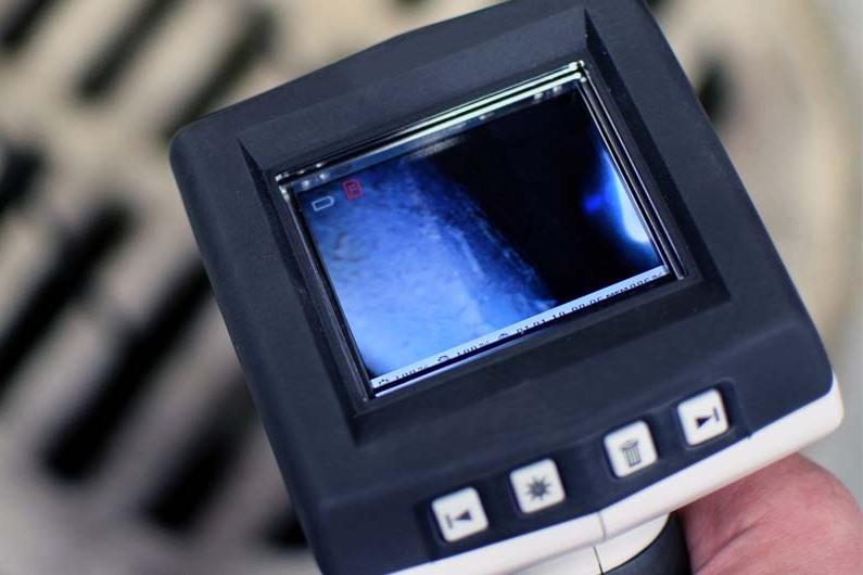 Видеодиагностика и инспекция на тръби и канали