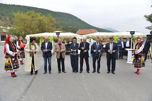 В експлоатация е обновената ВиК мрежа на Сливен