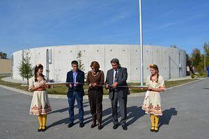 Павликени с новоизградена пречиствателна станция за отпадъчни води