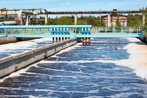Пречистване на отпадъчни води от химическата, фармацевтичната и козметичната промишленост