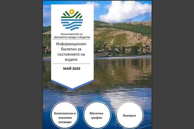 <strong>МОСВ</strong> с нова информационна кампания за състоянието и управлението на водите