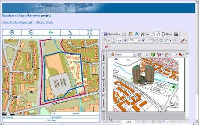 Bentley Map - 3D GIS решения за обслужване на публична и индустриална инфраструктура