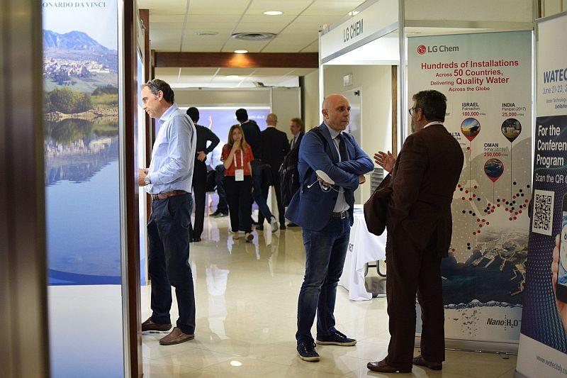 Изложение и конференция WATEC Italy 2018