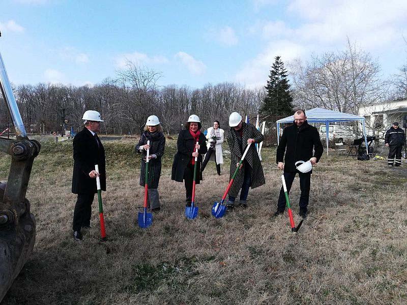 Започна модернизацията на пречиствателна станция Приморско-Китен