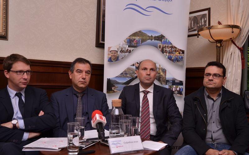 Софийска вода планира инвестиции в размер на над 51 млн. лв. през 2018 г.