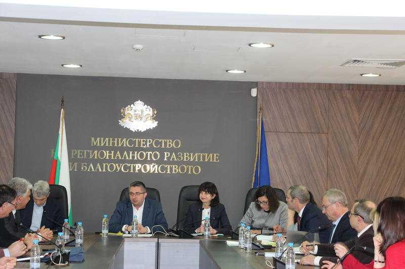 МРРБ поема финансирането на проучването за водоснабдителната системата