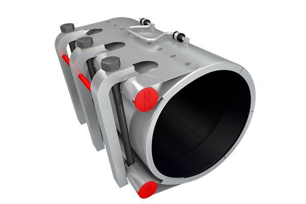 Ремонтна скоба за питейна вода STRAUB Rep-Flex
