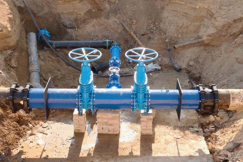 Община Хитрино откри търг за ремонт на водопроводни системи и съоръжения
