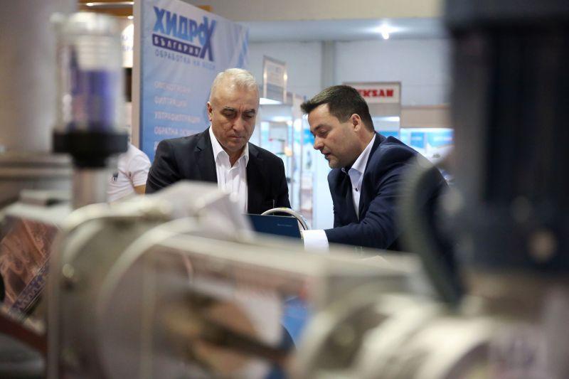 Технологии за пречистване на води в ХВП на Water Tech Expo 2019