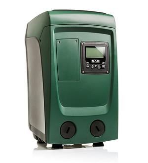 Компактна електронна система за поддържане на водно налягане