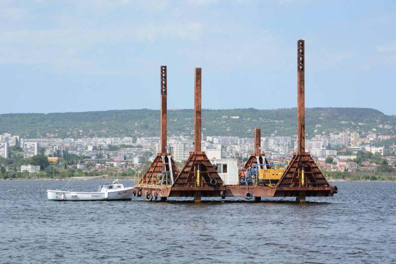 Стартира ремонт на транспортиращ водопровод във Варна