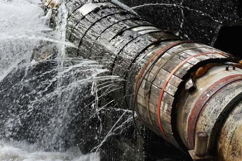 Превантивна поддръжка на водопроводи