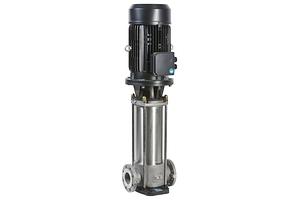 Saer представи нова серия многостъпални вертикални помпи MK100