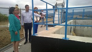 Нов задържателен резервоар заработи в ПСОВ Лозенец