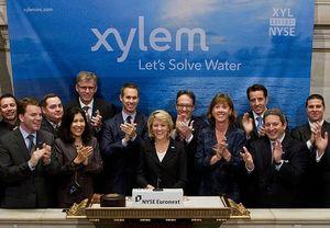 Xylem разработва устойчиви решения за водния сектор под мотото