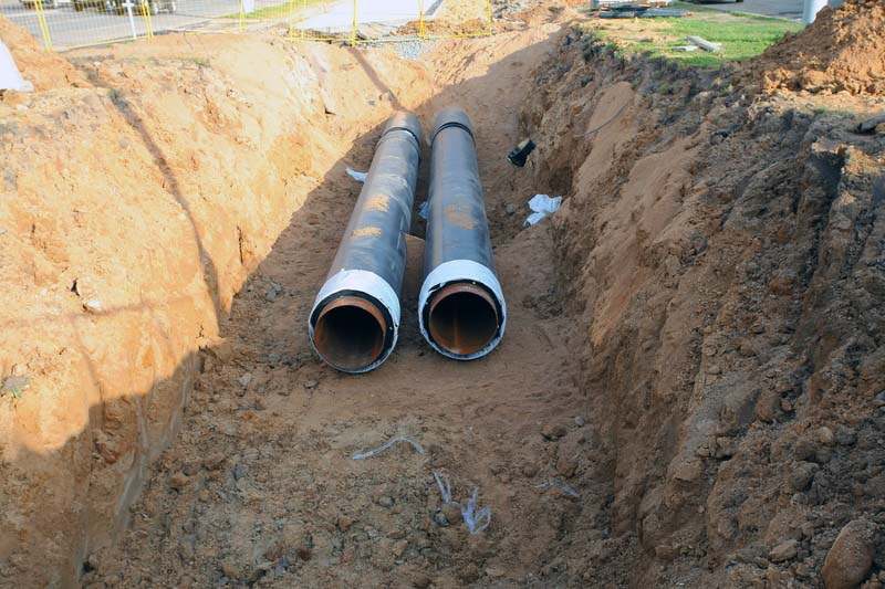Откриха търг за реконструкция на водопроводна мрежа в община Белово