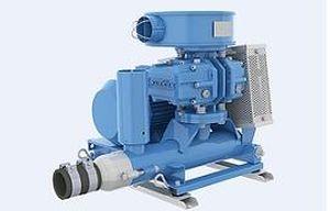 Стандартно изпълнениe въздуходувки Kubicek 3D16C – 3D90C