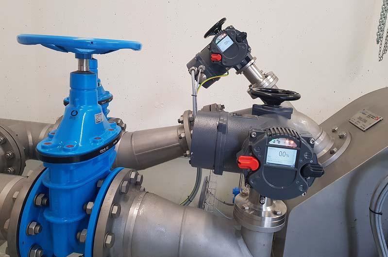 SCHIEBEL - комплексен доставчик на електрически изпълнителни механизми за сектор питейни води