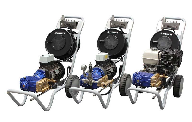 Промоционални цени за водоструйки URACA SmartLine