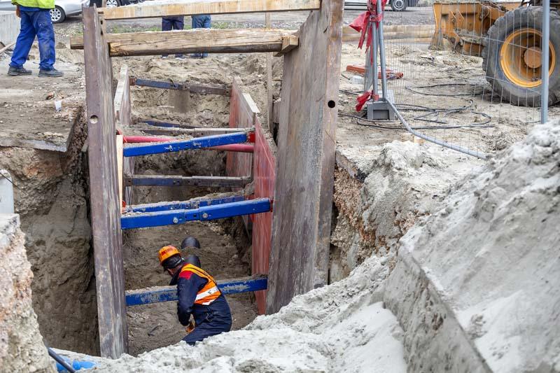 Община Долна Баня търси изпълнител за реконструкция на част от уличната <strong>водопровод</strong>на мрежа