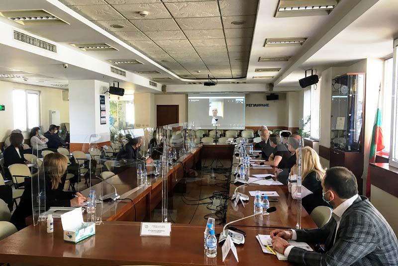 Обсъдиха проекти на указания за регулиране на цените и качеството на ВиК услугите