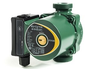 Ново поколение електронни циркулационни помпи за вътрешни системи за подово отопление