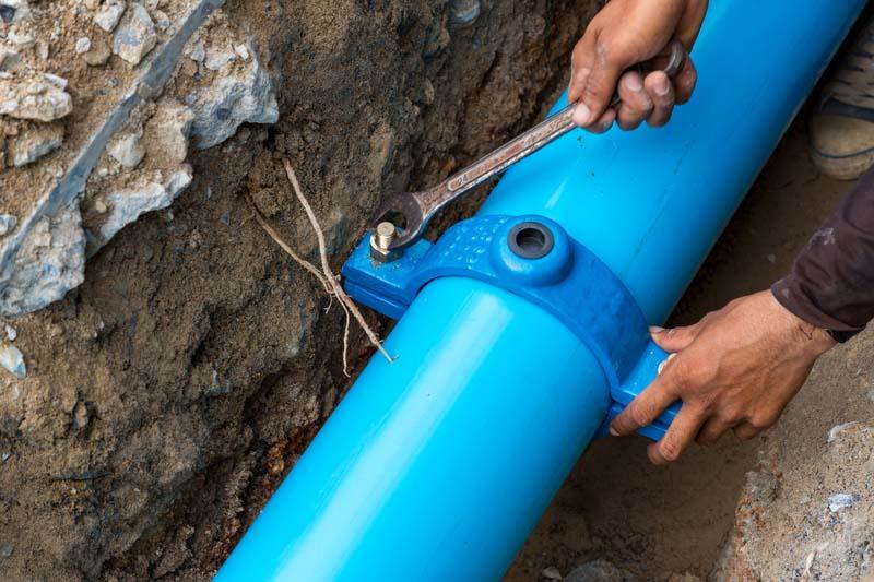 Община Сапарева баня търси изпълнител на строително-монтажни работи за улична водопроводна мрежа