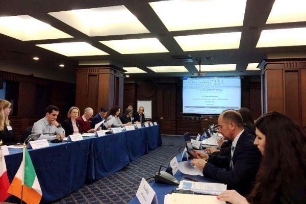 Проведе се 11-а среща на Мрежата на водните регулатори в Европа