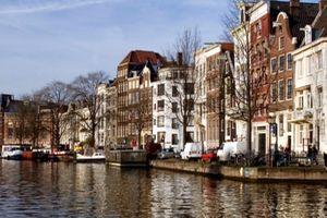 Международна седмица на водата в Амстердам