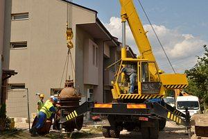 Екипи на Софийска вода подмениха кранове по довеждащи водопроводи