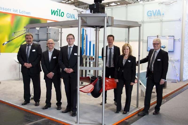 Wilo придобива производителя на помпи и помпени системи GVA