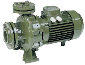Хоризонтални наземни помпени агрегати серия IR