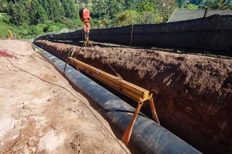 Българският ВиК холдинг инвестира 4 млн. лв. в авариен ремонт на довеждащ водопровод