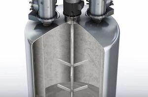 Позициониращи системи за вътрешно почистване на резервоари URACA