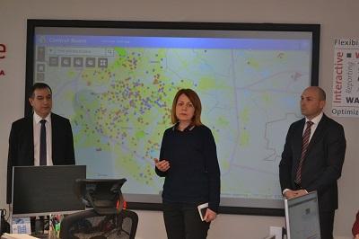 Кметът на СО посети контролния център на Софийска <strong>вода</strong>