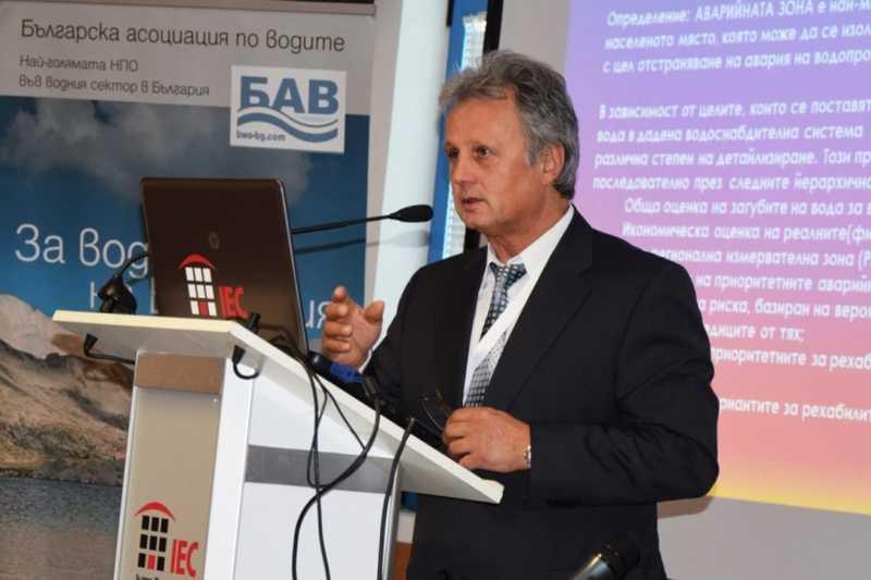 Проф. д-р инж. Димитър Аличков е избран за председател на БАВ