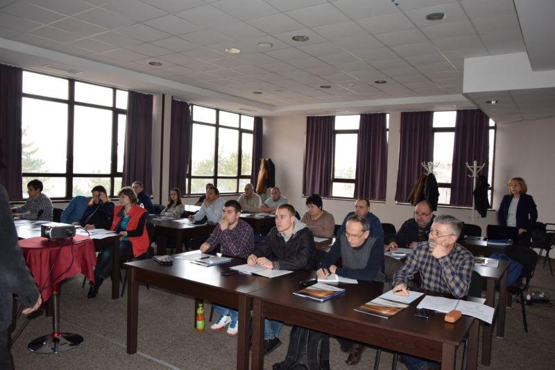 БАВ проведе специализиран курс по измерване на разхода на вода